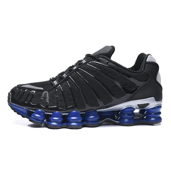 6 azul Negro