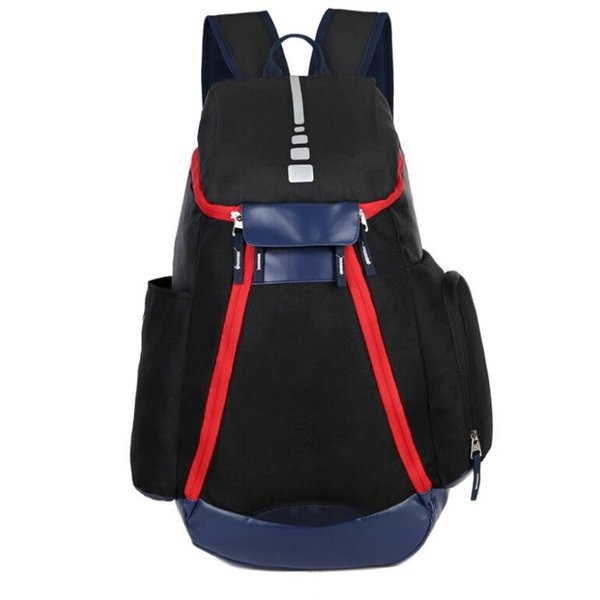 New Black Casual Men Travel Backpack Style Men Designer Bags Teenager Outdoor Sports Basketball Backpack for Brand Women knapsack 3 Colors