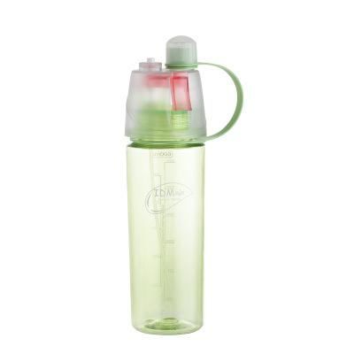 PC Creative spray cup Sport Bottle Children's kettle 3 colors Portable hydrating spray plastic cooling cup