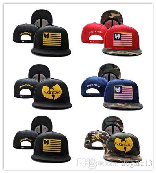 Ucuz İyi Satış yeni Wu Tang snapback şapka wutang beyzbol şapkası wutang klan kemik Gorras