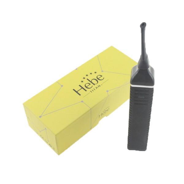 Jstar Hebe Titan 2 kit Vaporizzatore a secco per erbe e sigaretta Titan II Penna vaporizzatore per erbe secche titan 2200mAh Batteria LCD