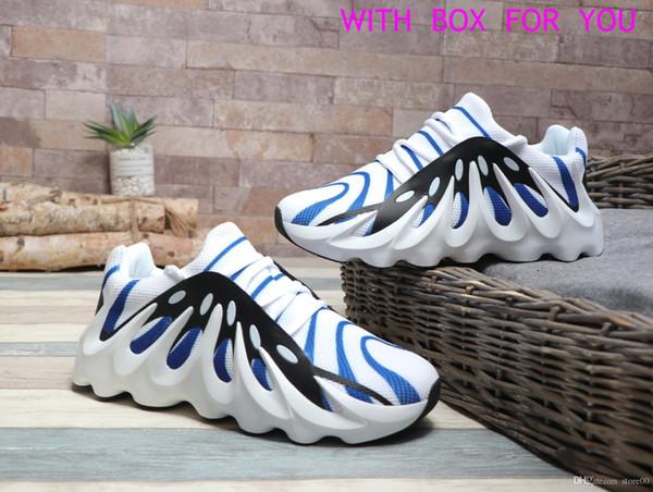 Мужские кроссовки Charlescharlyc Kanye 451 Новые дизайнерские туфли модные роскошные звезды спортивные футбольные кроссовки мужские кроссовки 500 с коробкой