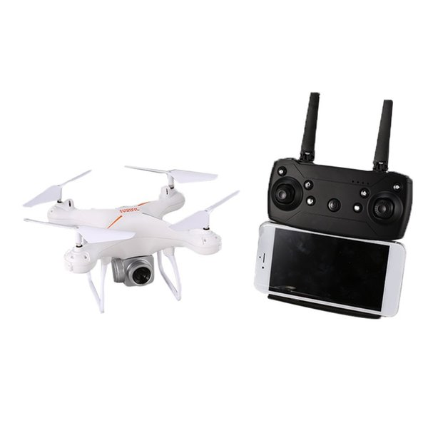 wholesale GW26 Selfie FPV RC 2.4G RC Quadcopter Drone Aircraft with 1080P Wifi Camera 20mins Long Flight