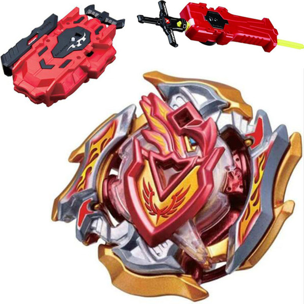 New Toupie Beyblades Metal Fusion Top Beyblade Burst 4D Master Bayblade Bey Blade With Launcher Beyblade Toys For Children Boy