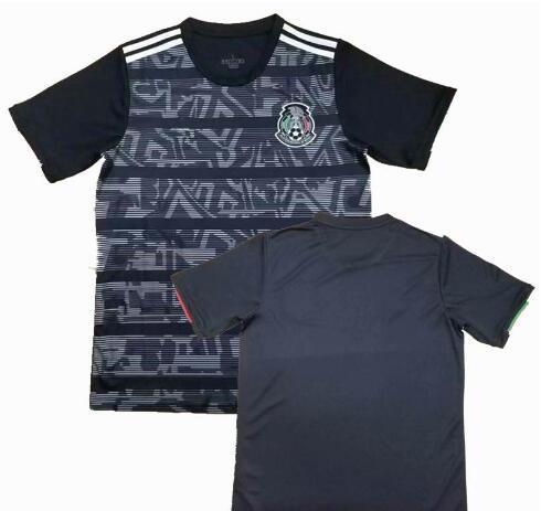 Mexique 2019 20 H.LOZANO H.HERRERA R.MARQUEZ CHICHARITO A.GUARDADO maillot de football 19 20 maillot de foot de l'équipe nationale
