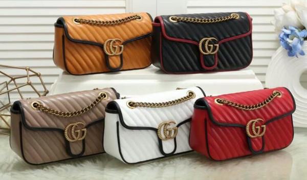 designers de alta qualidade crossbody sacos de mensageiro sacos de luxo bolsas mulheres bolsa de ombro couro bom muti cores famos mulheres marca de mão vendem