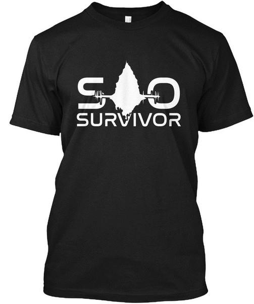 2019 mens designer t shirts shirt luxurySword Art Online Survivor T - Sao Popular Tagless Tee T-Shirt
