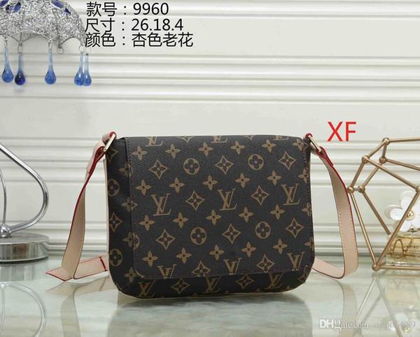Women's handbag classic small series of fashion hot mom Lady chain bag elegant bulk corrugated woman Leather Shoulder purse handbags bag 063
