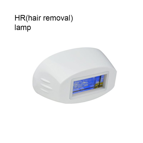 Hair removal lamp
