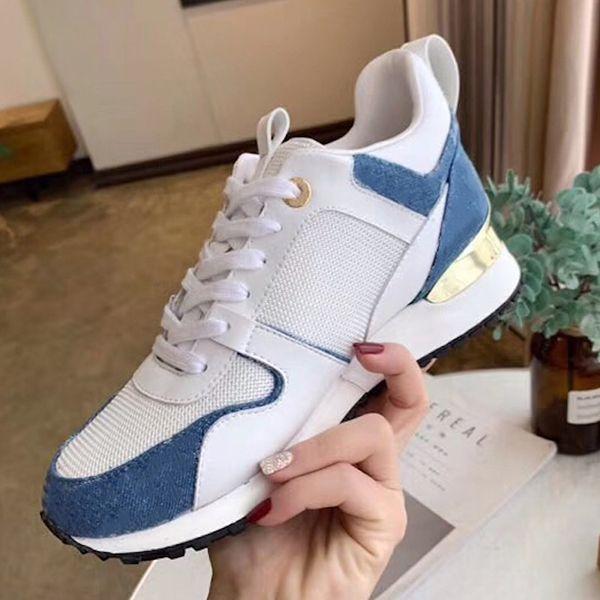 Acheter NOUVEAU Numérique Exclusif Run Away Sneaker 1A4WSV Veau Cuir Designer Chaussure De Luxe Chaussures Pour Hommes Plateforme Femmes Running