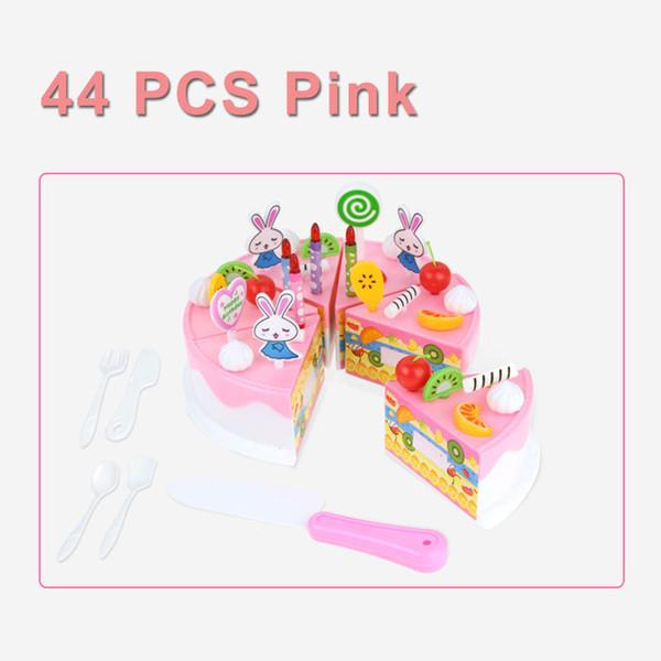 Color:44PCS PINK