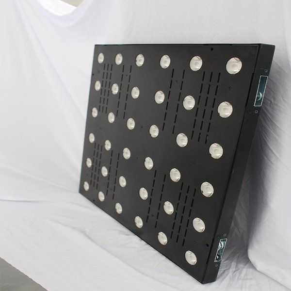 High quality CE ROHS Approved Powerful narrow beam light 36pcs 3w led blinder matrix stage lighting