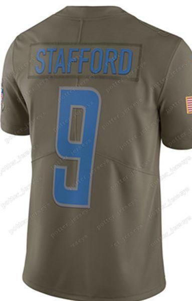 07e4f8939 Cheap sales Detroit Lion 9 Matthew Stafford Jerseys 23 Darius Slay Jr 15 Golden  Tate III 20 Barry Sanders Jersey Top quality