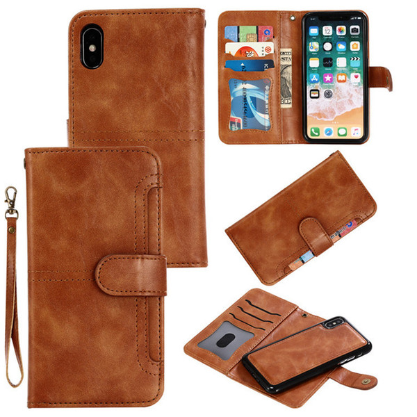 Samsung S5 Gold Galaxy S5 S6 Cases Huawei Wallet Case For IPX Flip Folio Leather Cell Phone Cover
