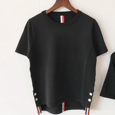 großhandel 2019 top brand new Womens Casual Fashion sommer kurzarm Zweiteilige kleidung Set Damen t-shirt + shorts