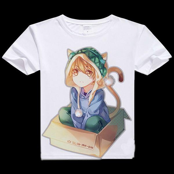 Noragami-Zip Hoodie-Hoody Logo anime Manga t shirt Thé