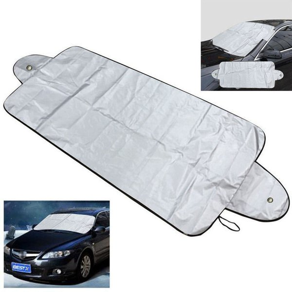 Prevent Snow Shield Car-Cover Sun Shade Dust Frost Freezing Car Windshield Cover Protect Auto Front Window Screen Cover sunshade
