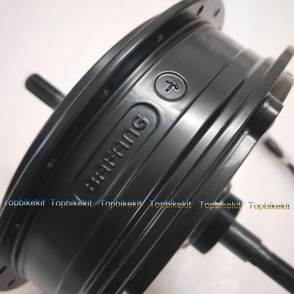 8Fun Bafang BPM / BPM2 48V500W Hub arrière du moteur sans balais à moteur ebike DIY avec KT 48V500W contrôleur 30A