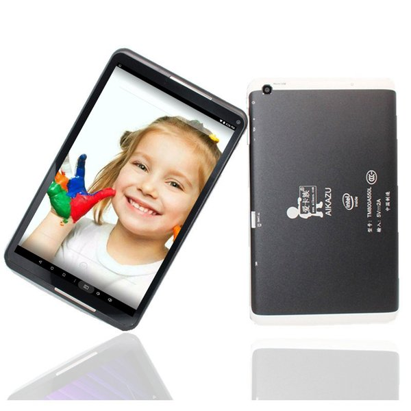 8 inch TM800 Intel Atom Z3735G Tablet PC Quad Core 1GB+16GB Android 5.0 dual Camera Wifi g-sensor Bluetooth IPS 800 x 1280