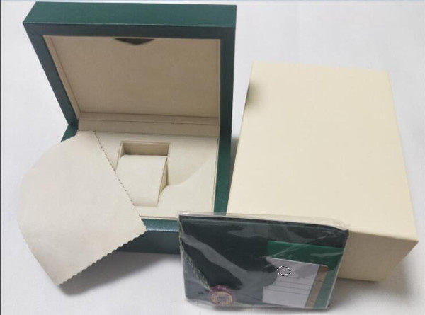best selling Luxury new style Watch Watches Original Box Card Boxes Handbag For President Cosmograph 116610 116710 116660 126710 116200 126600 118238