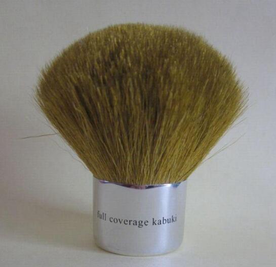 venta caliente ENVÍO GRATIS DHL Minerales profesionales Tamaño de viaje Cobertura completa Kabuki Pincel de maquillaje Pinceles Fábrica al por mayor Sellado.