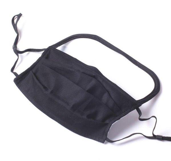 masque avec 1 pcs filtre(noir)