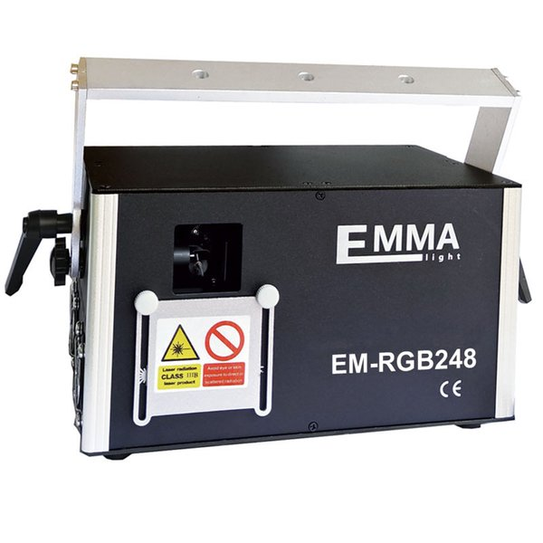 3w rgb laser beam and animation DMX 3D laser projector/3000mw dj laser/Club laser light show