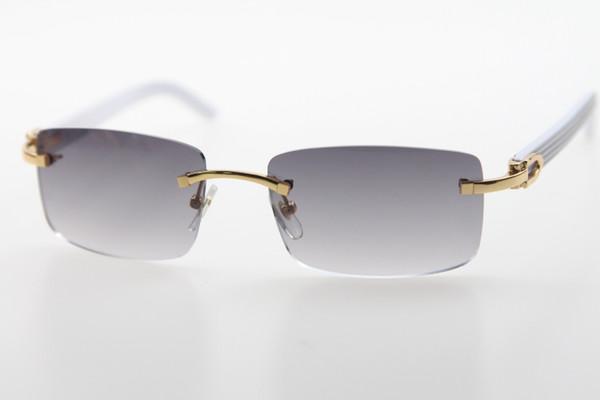 Gold Grau Objektiv