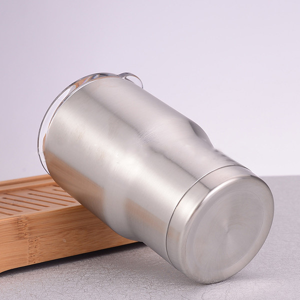 FEDEX SEND 14oz kids cup Stainless Steel tumbler Double wall thermos wine glass water bottle travel mug with Lid for beer