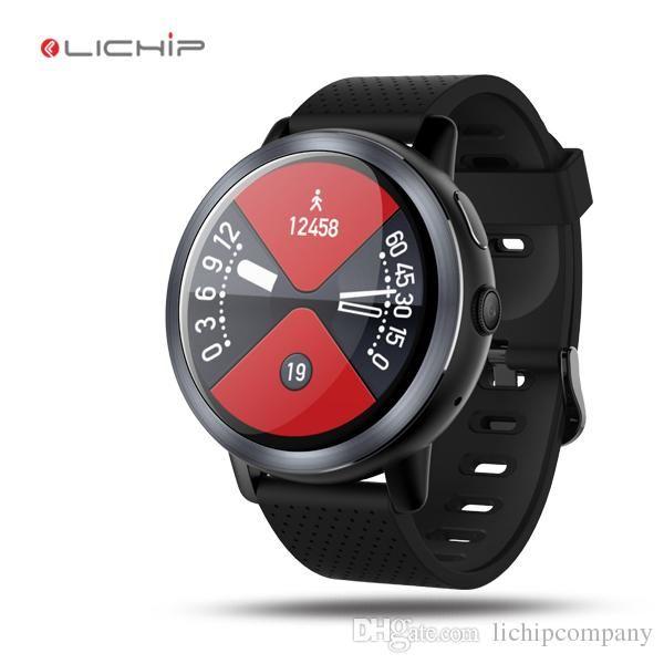 LICHIP L29 4G smart watch waterproof android mobile cell phone smartwatch wach smartwach 3g z29 wifi sim card wear mtk6739