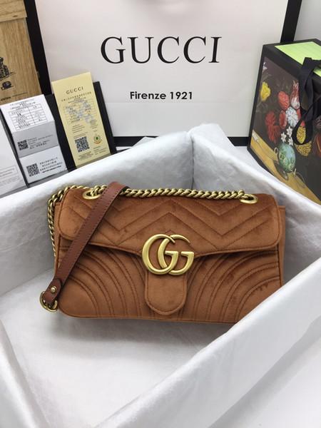 Женская мода лучшая женская сумка через плечо Сумка-кошелек через плечо Кошелек-сумочка NEW Classic 88wallet 443497 26-15-7cm