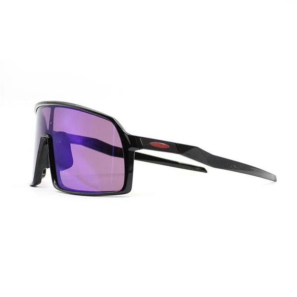 NUEVA O9406 Italia Camo gafas de sol polarizadas establece 3colors de las gafas de sol lentes de reemplazo de ciclismo TR90 súper ligero de calidad de casos y conjunto completo de