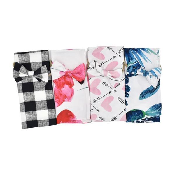 best selling Newborn Baby Sleeping Bags Baby Girls Floral Sleep Sacks Kids Designer Cartoon Cocoon Swaddling Blanket Infant Anti Kick Sleeping Bags