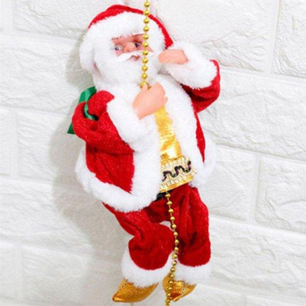 Boncuk Noel Baba Tırmanma