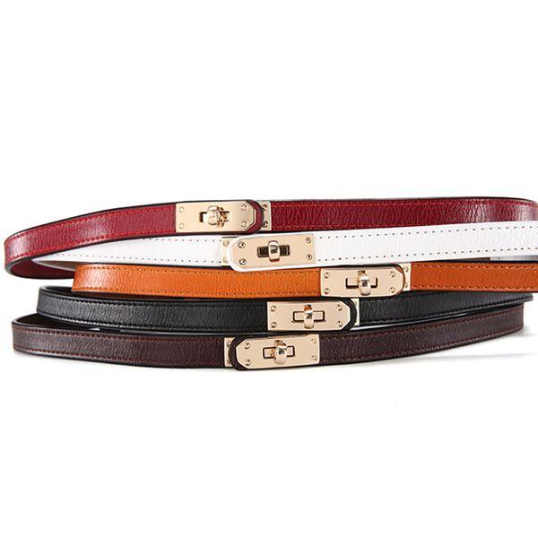 New Fashion Lady Women Brand KELLY Genuine Leather Designer Belt Business Casual Party Wedding Lovers Gift Luxury Dress Belt Waist Chain