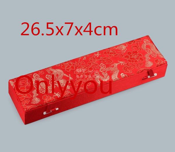 red 26.5x7x4cm