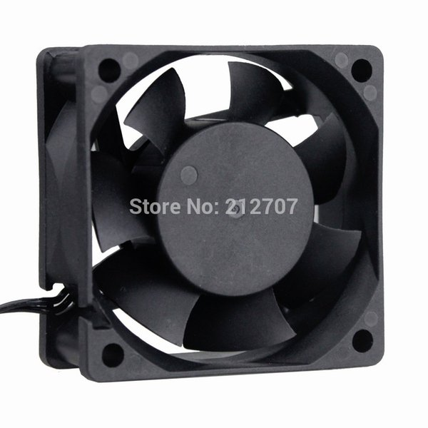 10 pieces Gdstime 60x25mm 60mm 6cm EC Brushless Cooler Fan AC 110V 115V 120V 220V 240V Brushless Cooling Fan Aixal
