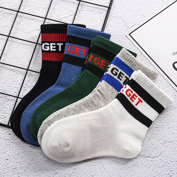 2018 NEW children autumn winter thick socks boys girls warm cotton tube hosiery