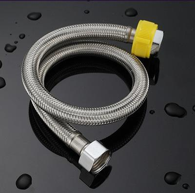 top popular water pipe Retail stainless steel wire double hose Single cold tap inlet pipe specification Sell by root, the minimum order position is 2 2019
