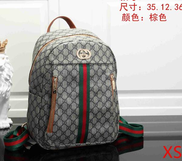 бренд рюкзак женщин дизайнеры рюкзаках большой мощности моды дорожные сумки bookbags 2020 классический стиль топ qualty сумка 922