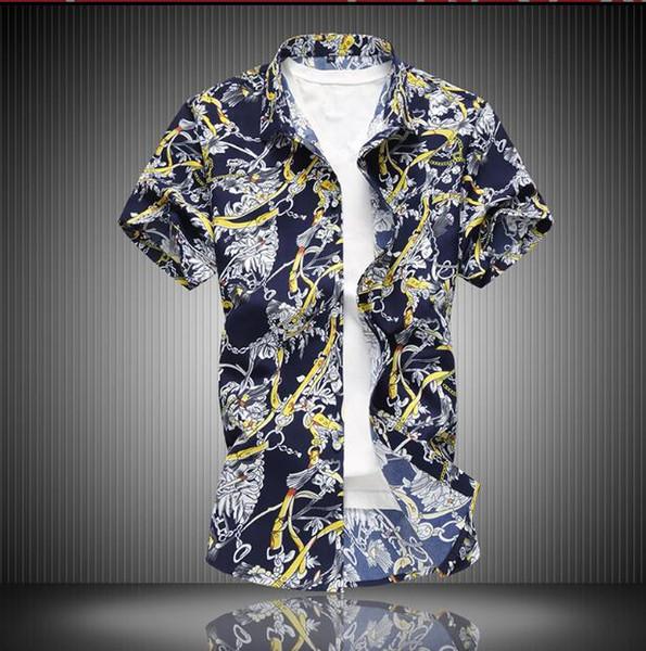 Quality Good Mens Dress Shirt Short Sleeved Simple Solid Casual Slim Fit Shirts Brand Camisa Masculina Men Plaids Shirts