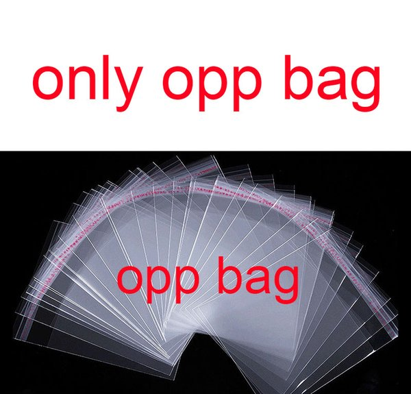 OPP bag(Just order opp bag not ship)