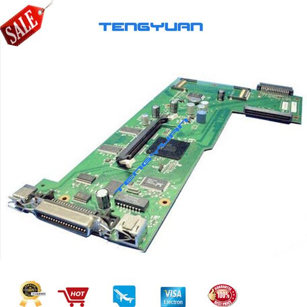 1 PCS X Original Q6498-69002 Q6498-67901 Q6498-67902 placa de Formatter Board placa lógica MainBoard Para HP5200N 5200DN HP5200DTN impressora
