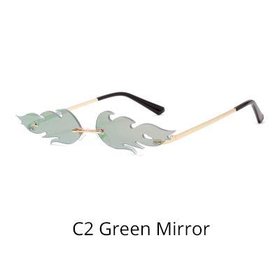 C2 Green Mirror