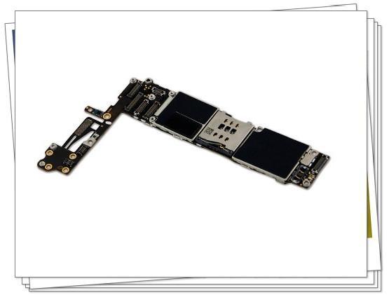 Unlocked Original Motherboard For APPLE 6 Mainboard Motherboard Logic Board Free shipping
