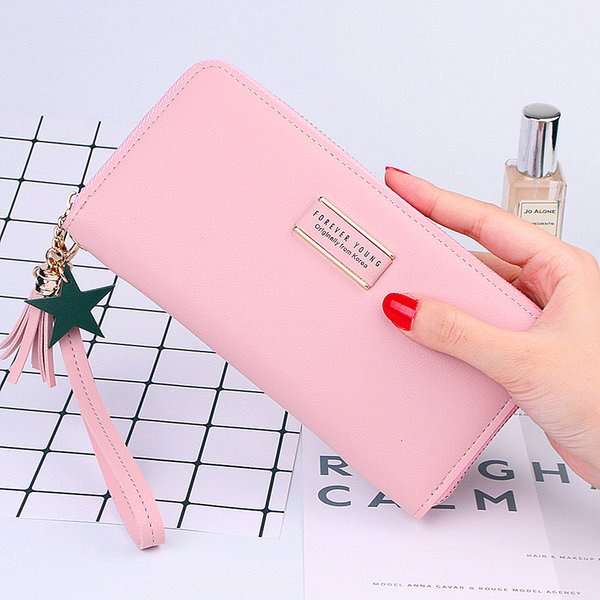 Women's Purse Multi-function Card/Cash/Mobile Phone Leather Handbag Large Capacity Ladies Hand Holding Clutch Coin Women's Wallet For Mother