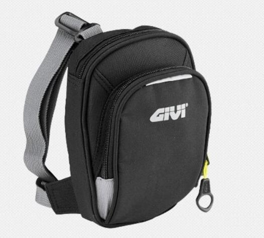 2018 New Nylon Givi Pocket Men's Motorcycle Bag Waterproof Fanny Pack Belt Fun Pendant Be