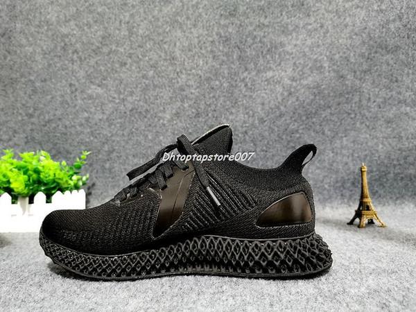 2019 Ohne Box Designer Schuhe Männliche Fußballschuhe Weibliche Läufer 4D Fußball Turnschuhe alpha 4D Drucktechnologie US 7.5-11