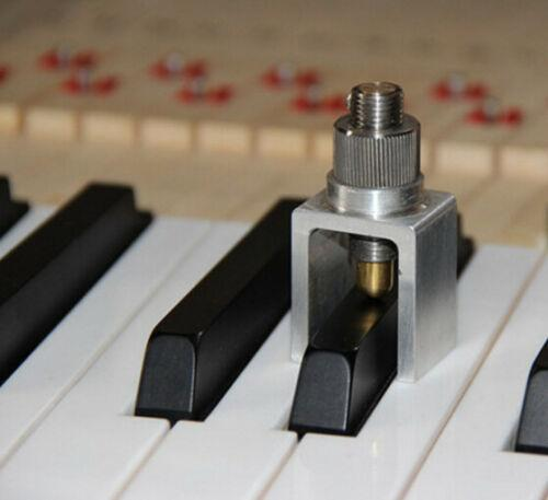 top popular 1pcs Piano tools, black key leveling gage 2021