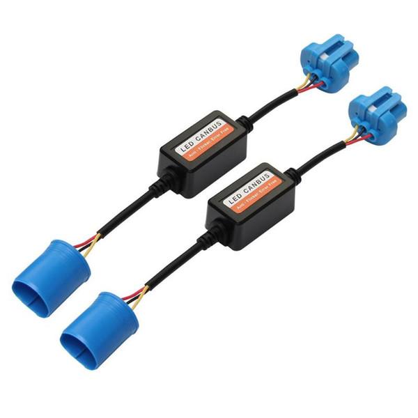 1 Paar 9007 LED Scheinwerfer Canbus Decoder Fehlerfrei Anti Flicker Resistor Autozubehör